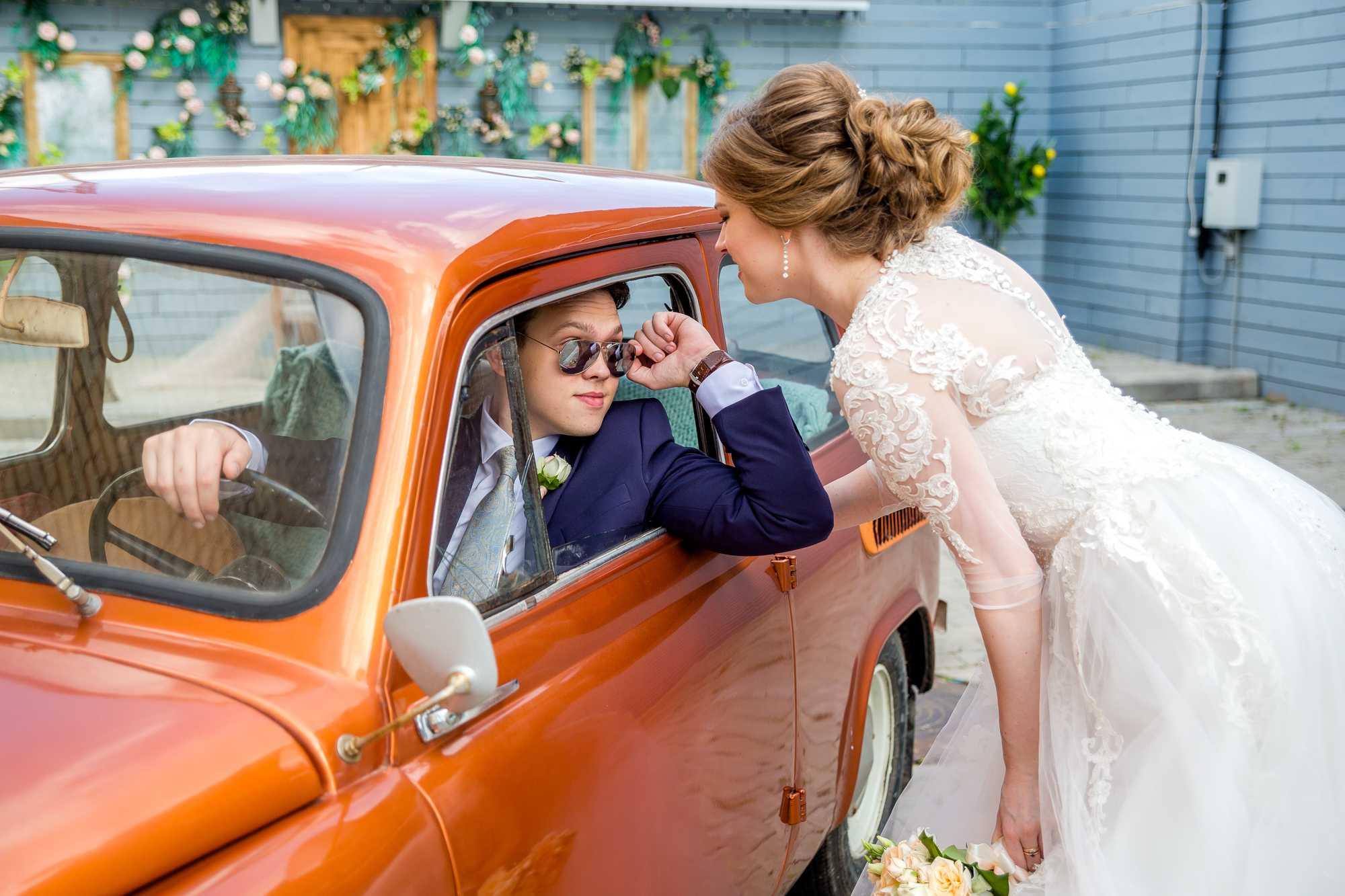 Красивая свадебная фотосессия14