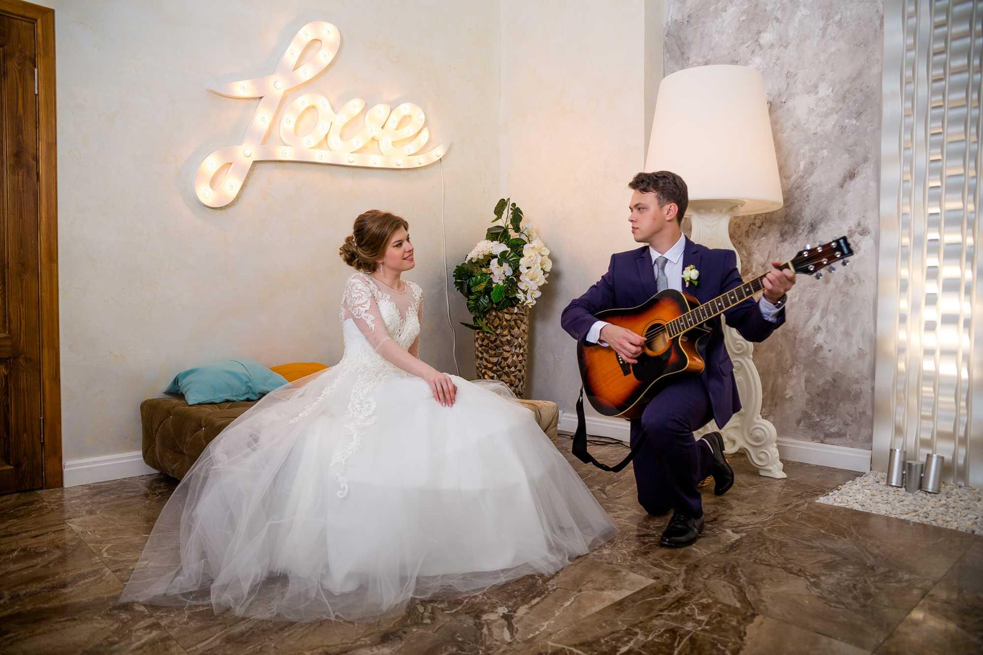 Красивая свадебная фотосессия15
