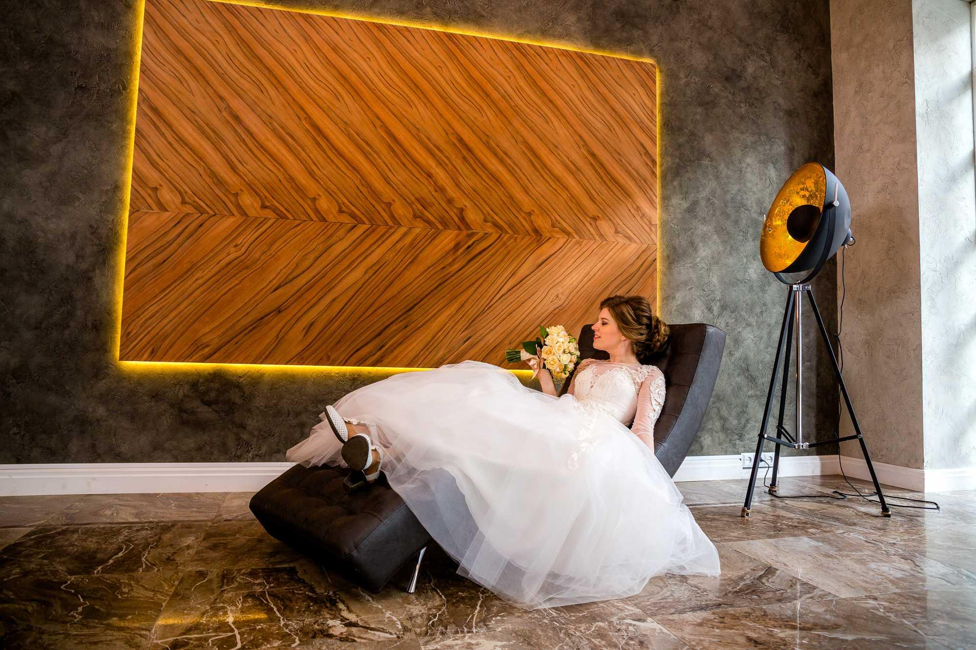 Красивая свадебная фотосессия16