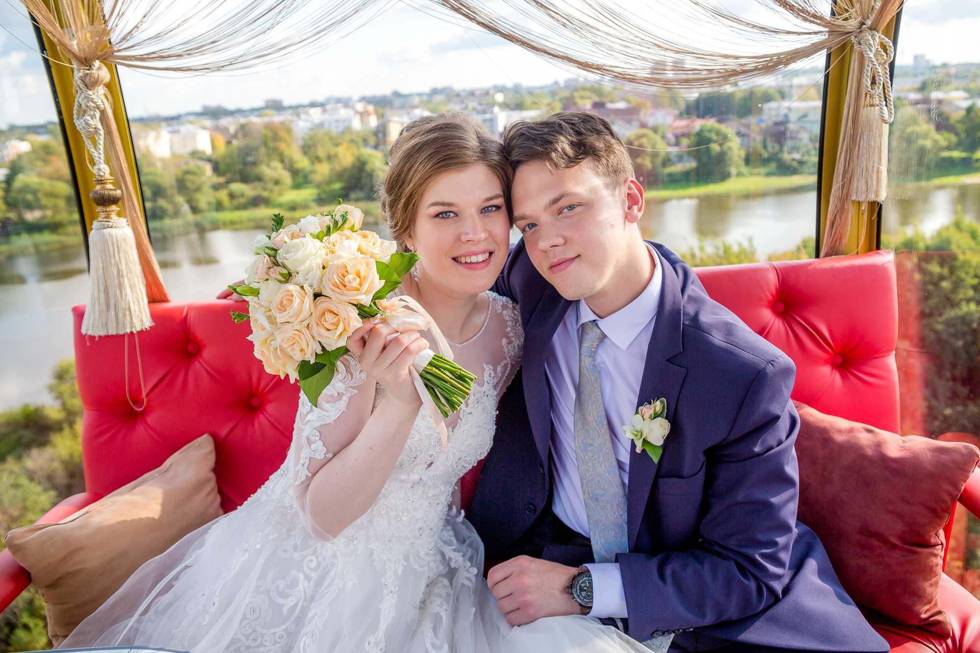 Красивая свадебная фотосессия17