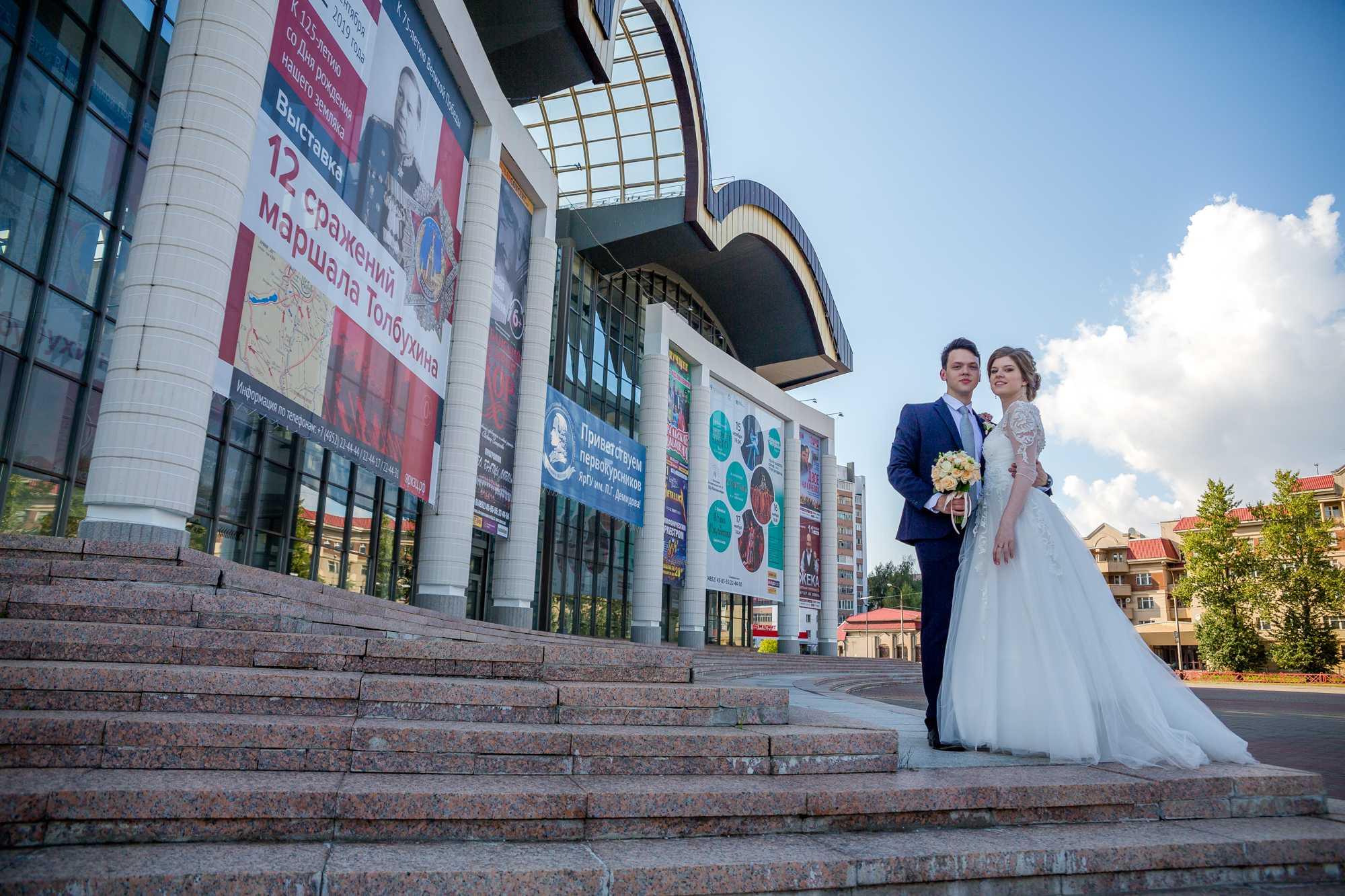 Красивая свадебная фотосессия18