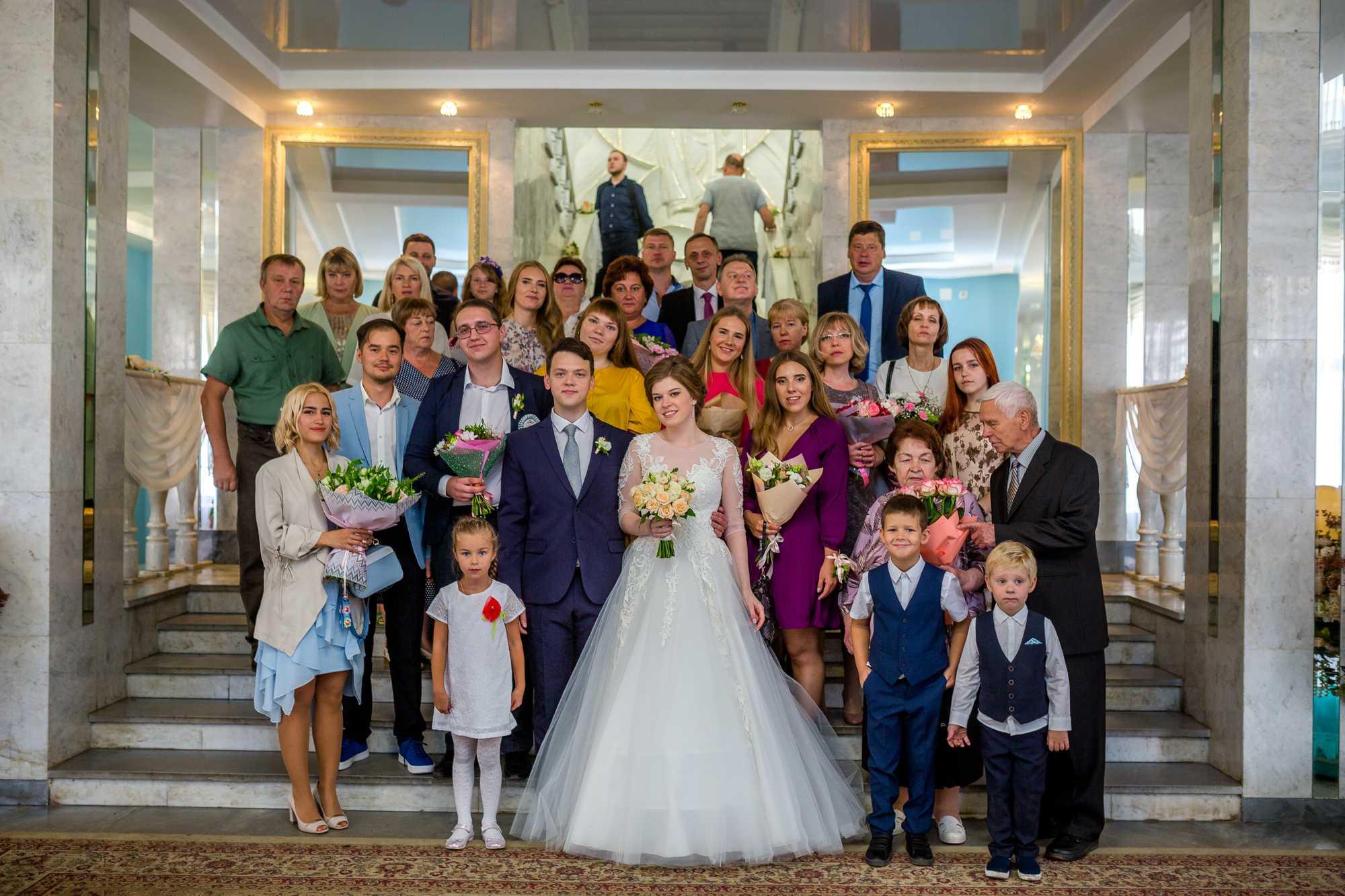 Красивая свадебная фотосессия19