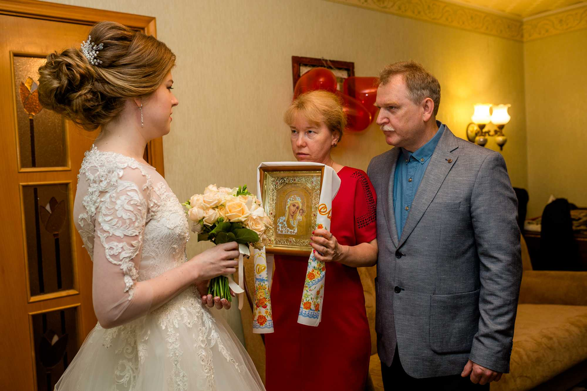 Красивая свадебная фотосессия8