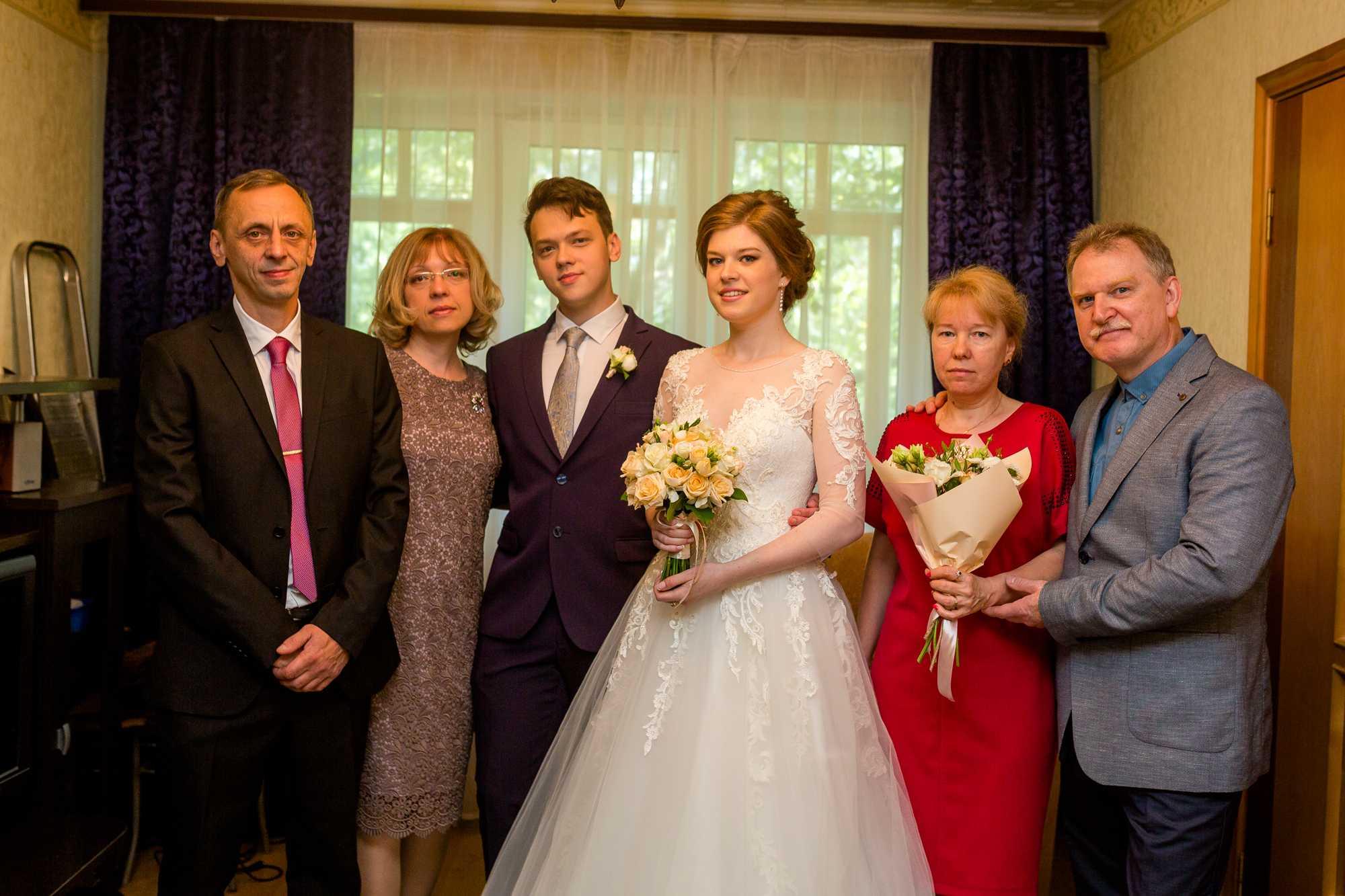 Красивая свадебная фотосессия9