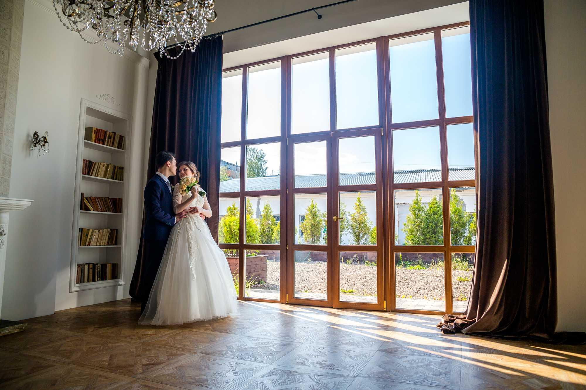 Красивая свадебная фотосессия12