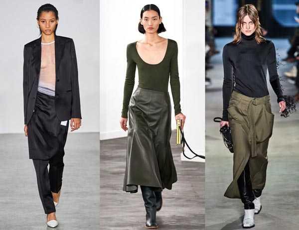 Неделя высокой моды в 2020-8