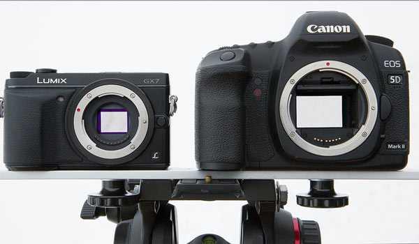 Что такое матрица в фотоаппарате