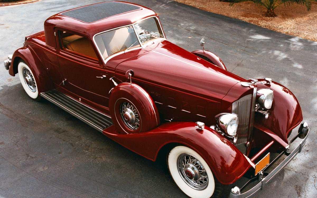 Старинные автомобили фото13