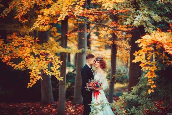 Как красиво сфотографироваться осенью7
