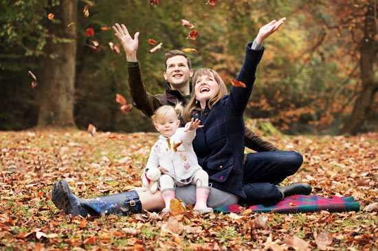 Как красиво сфотографироваться осенью9