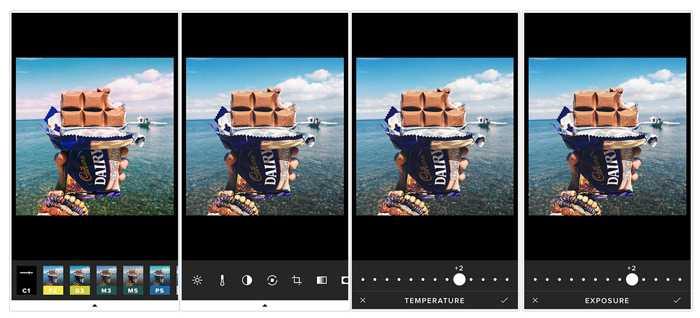 Приложения для андроид для обработки фото