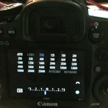 ISO в фотоаппарате что это8
