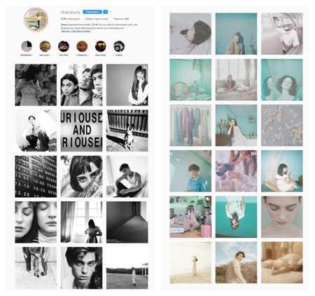 Как фотографу вести инстаграм