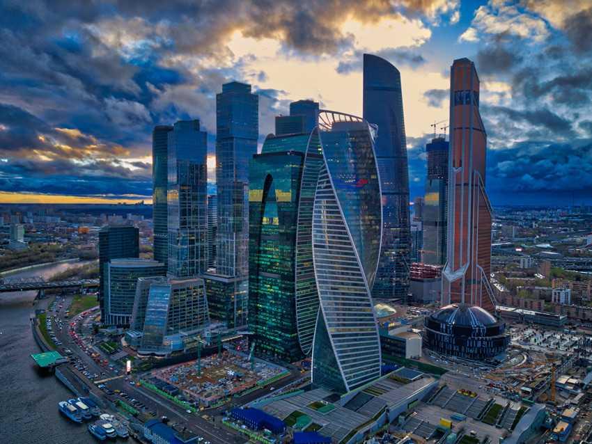 Москва Москва Сити