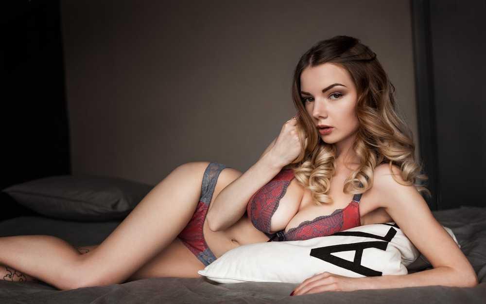 Русские модели ню