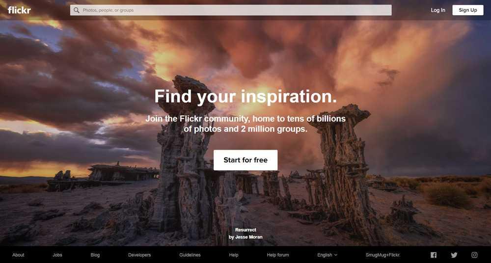 Бесплатный хостинг фотографий