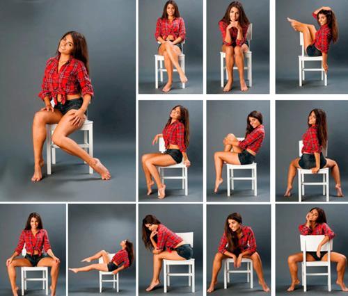 Как получаться на фотографиях красиво