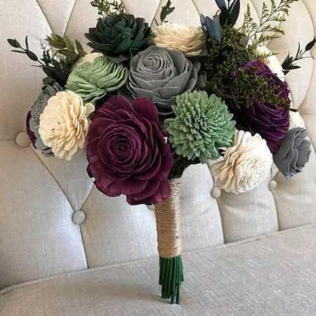 Самые красивые букеты из живых цветов фото10