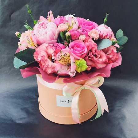 Самые красивые букеты из живых цветов фото12