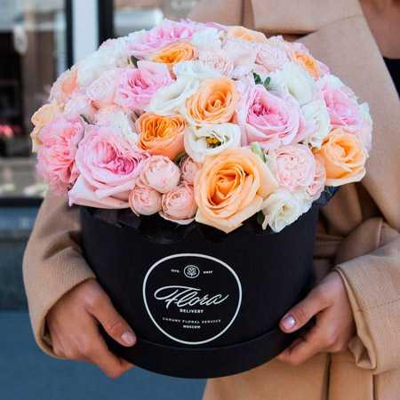 Самые красивые букеты из живых цветов фото13