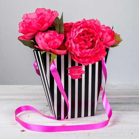 Самые красивые букеты из живых цветов фото19