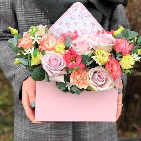 Самые красивые букеты из живых цветов фото23
