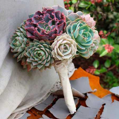 Самые красивые букеты из живых цветов фото9
