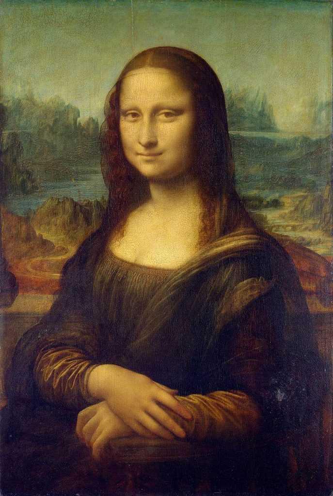 Самые популярные картины в мире