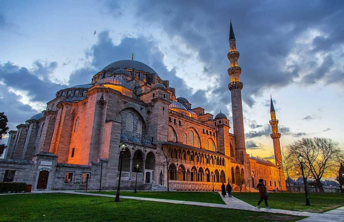 Красивые места Стамбула фото2