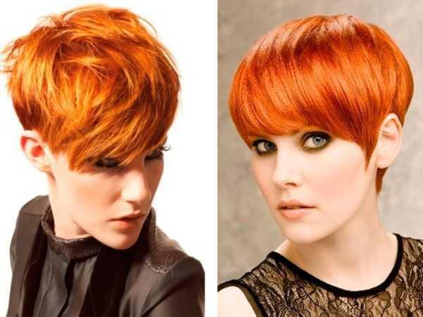 Модные покраски волос1