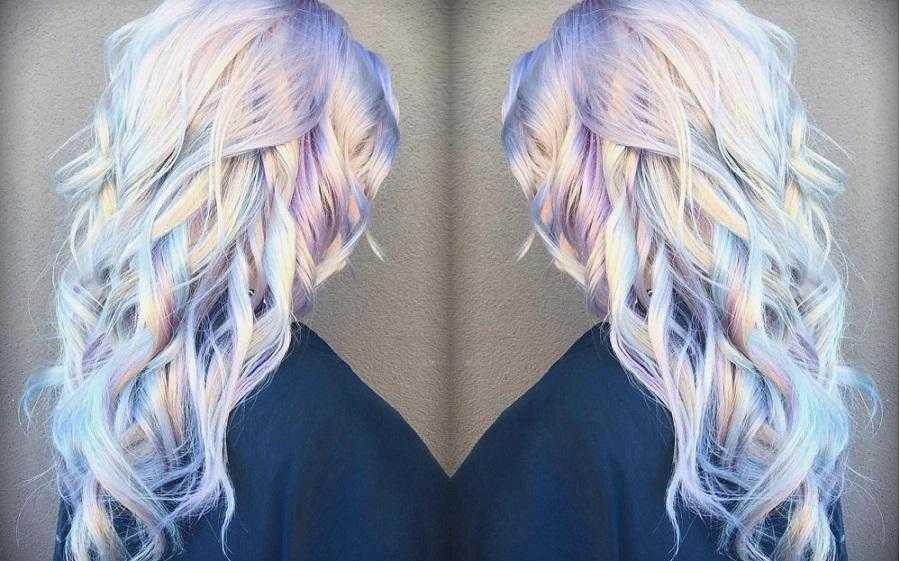 Модные покраски волос13