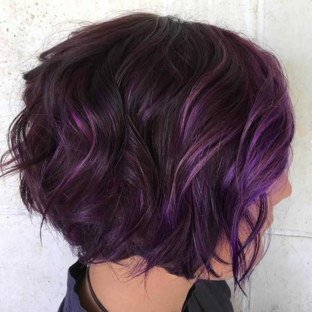 Модные покраски волос5