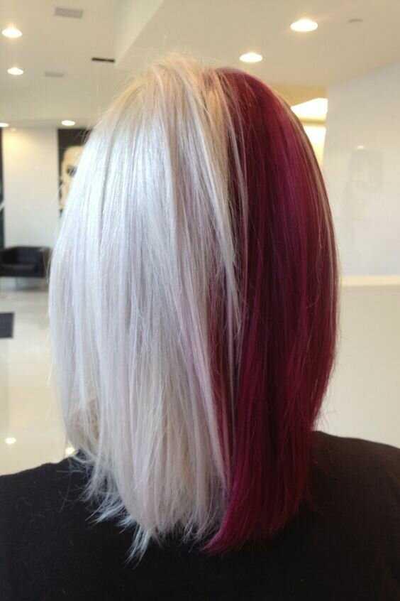 Модные покраски волос8