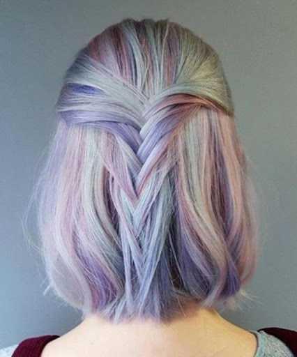 Модные покраски волос9