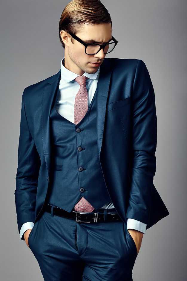 Офисный стиль одежды для мужчин