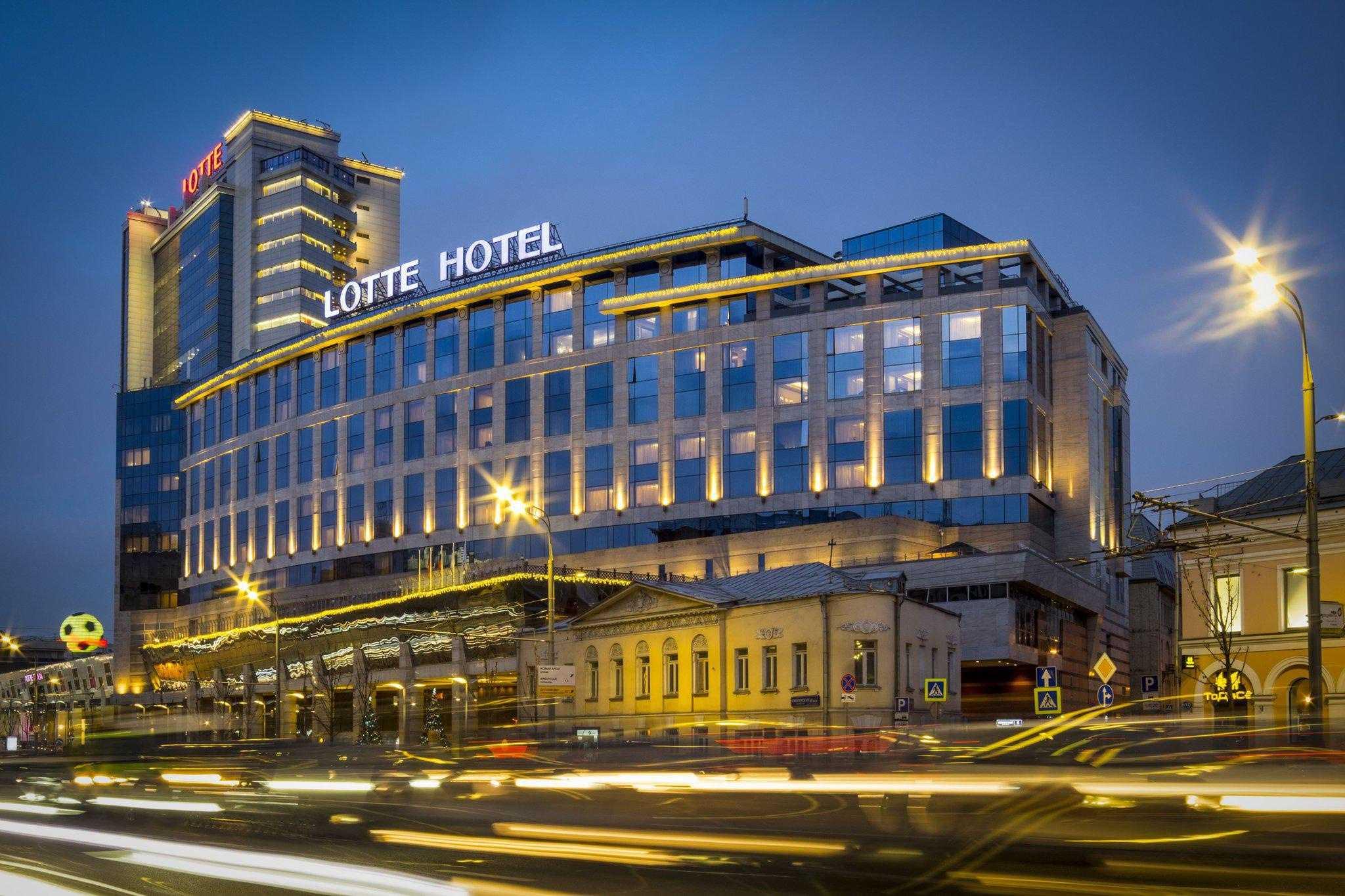 Самые дорогие отели Москвы15