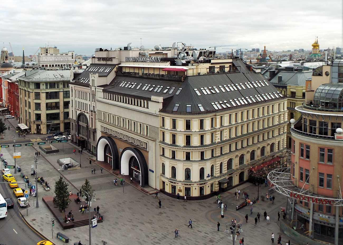Самые дорогие отели Москвы20