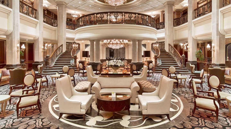 Самые дорогие отели Москвы21