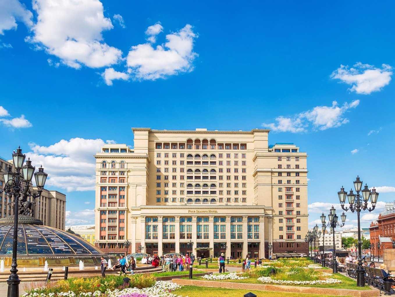 Самые дорогие отели Москвы29