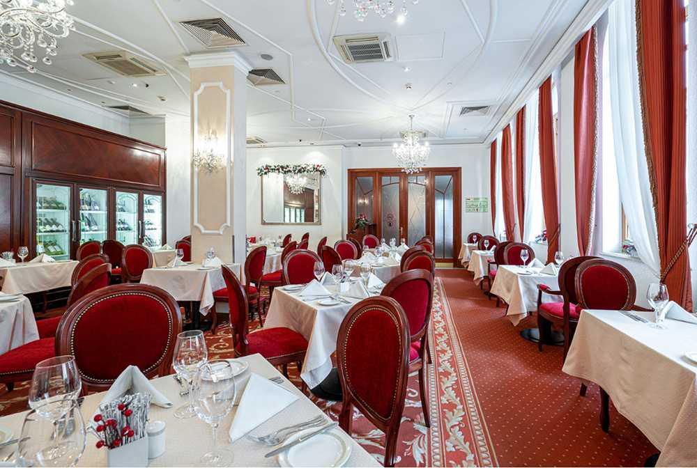 Самые дорогие отели Москвы2