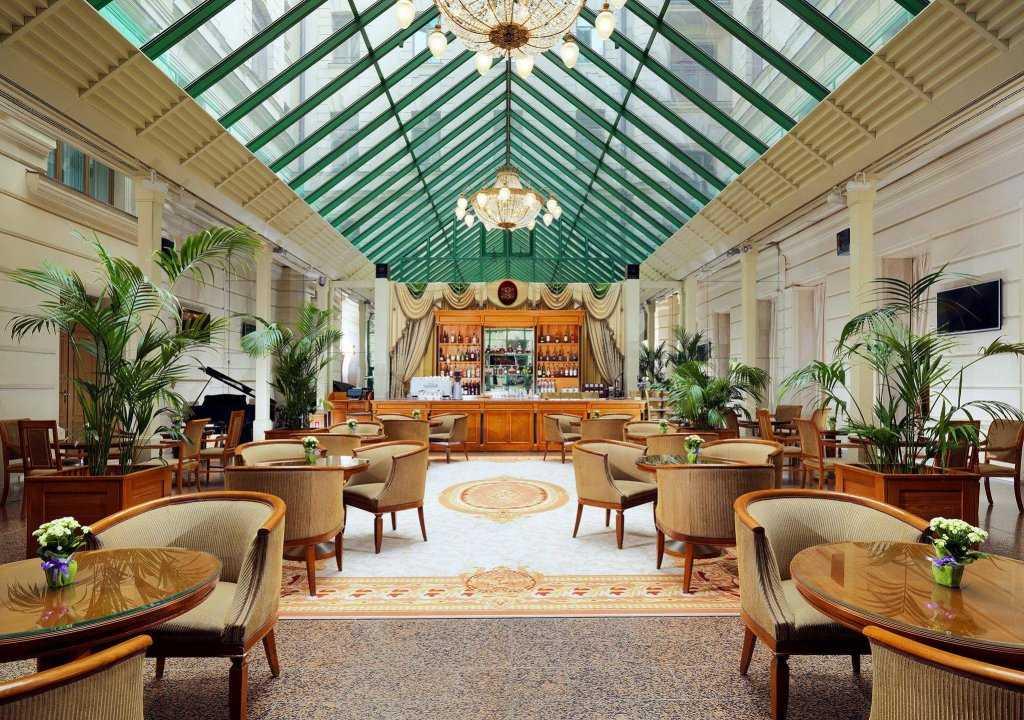 Самые дорогие отели Москвы4