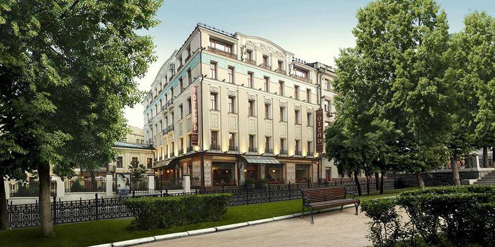 Самые дорогие отели Москвы6