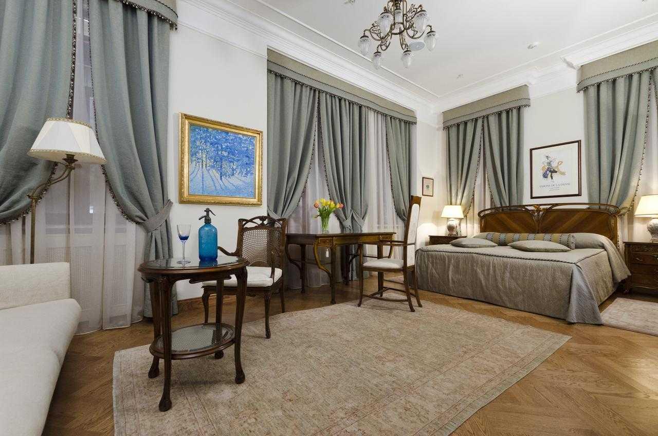Самые дорогие отели Москвы7
