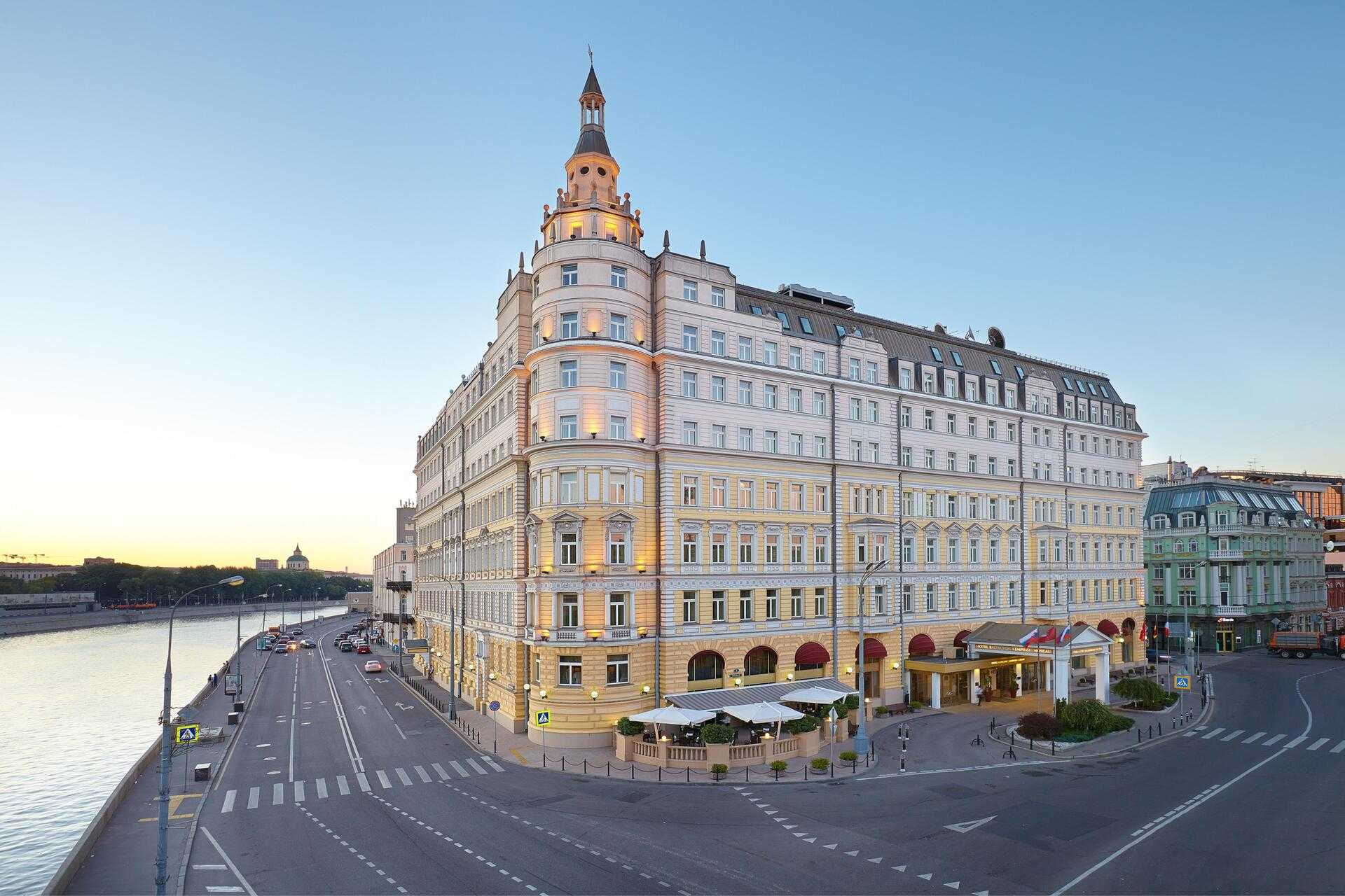 Самые дорогие отели Москвы10