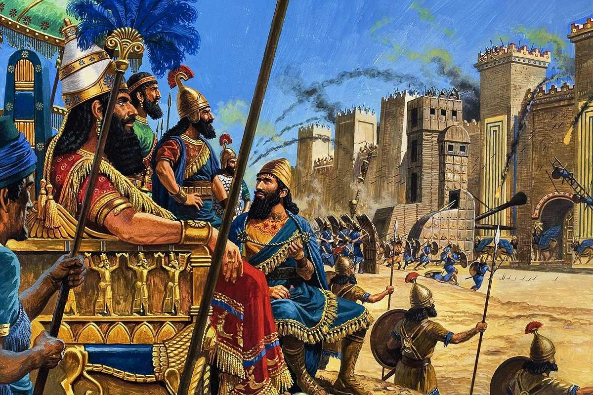 Самые древние народы мира9