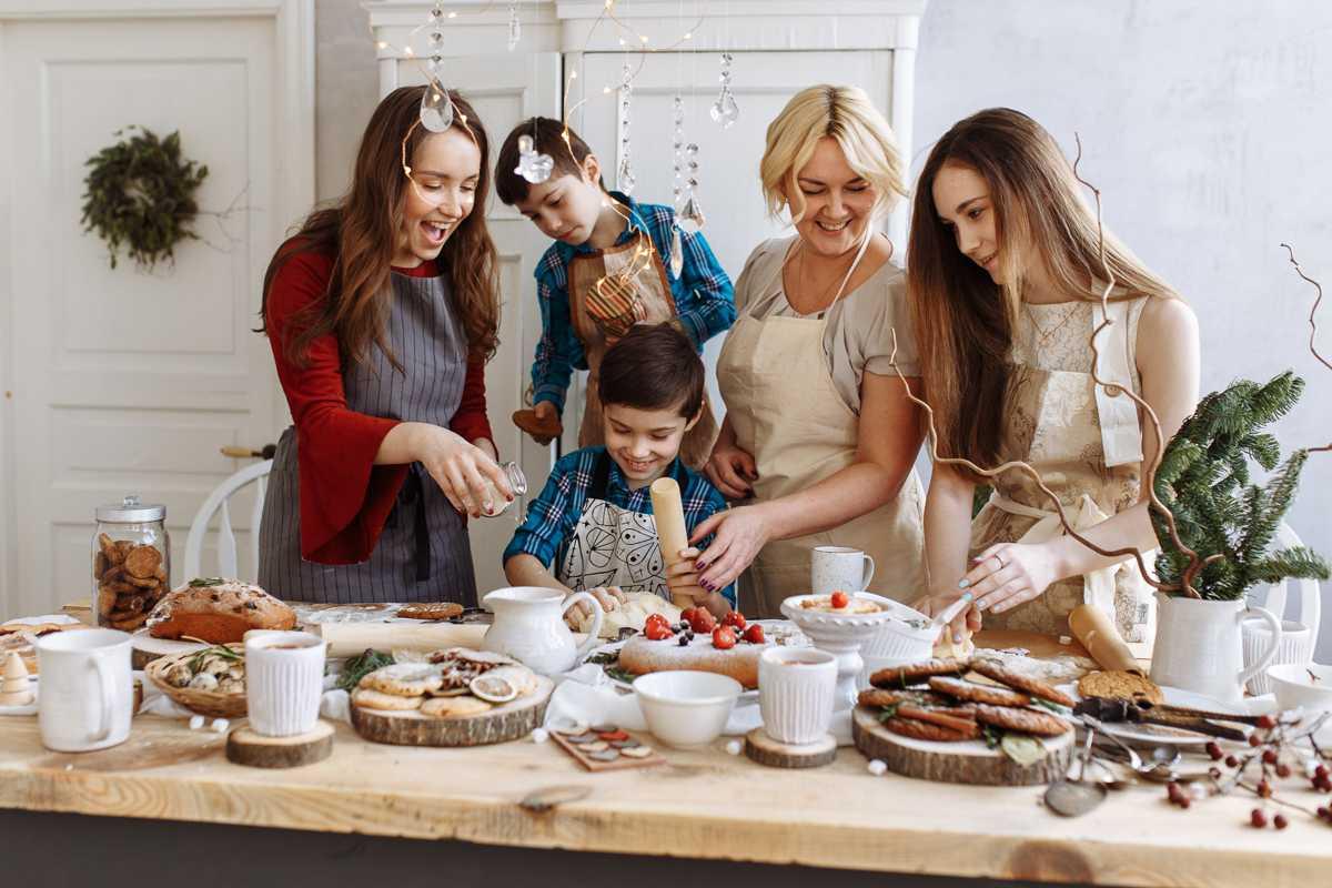 Семейные фотосессии в студии фото идеи7