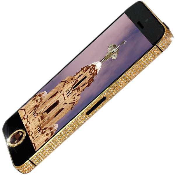 Какой самый дорогой телефон в мире2