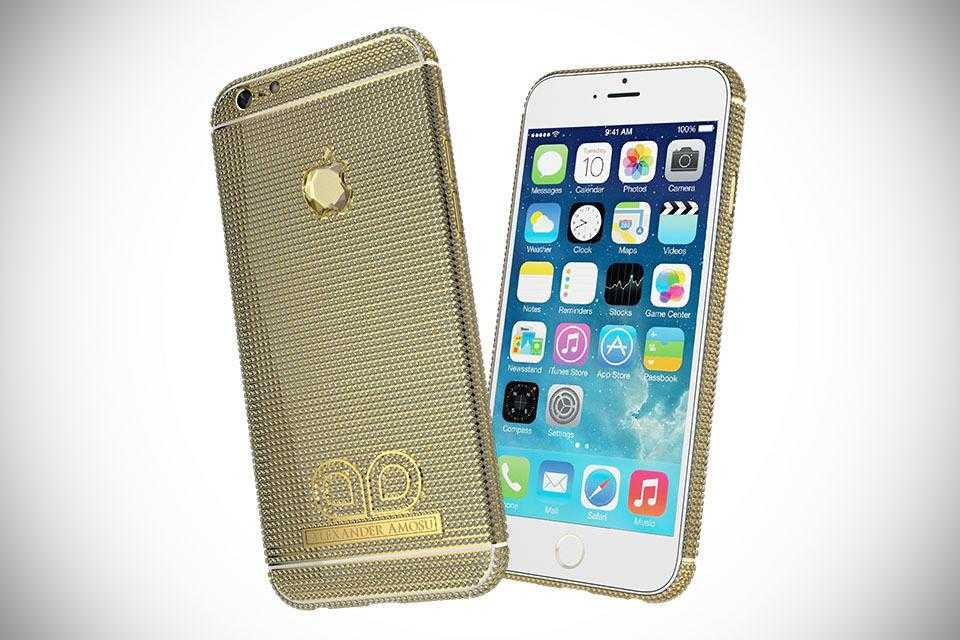 Какой самый дорогой телефон в мире4