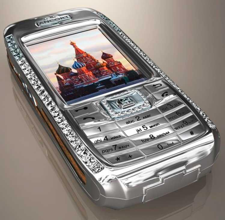 Какой самый дорогой телефон в мире7