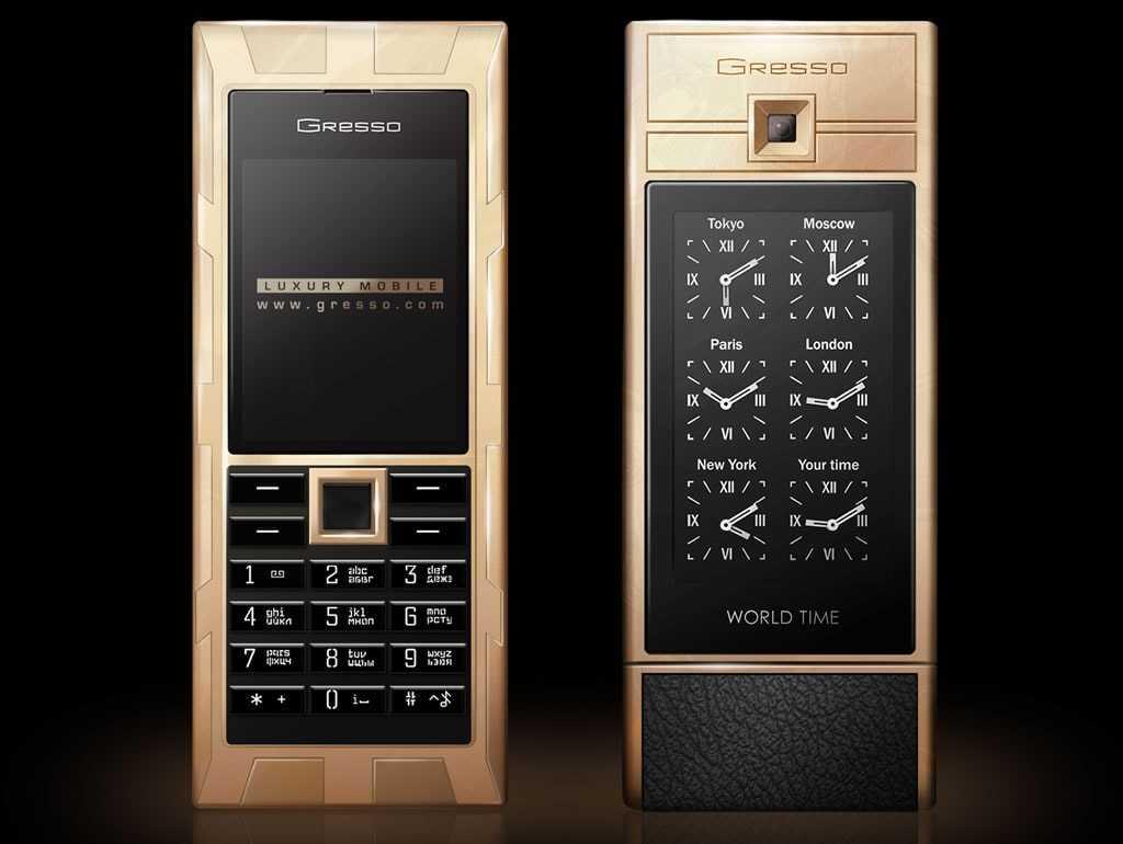 Какой самый дорогой телефон в мире8